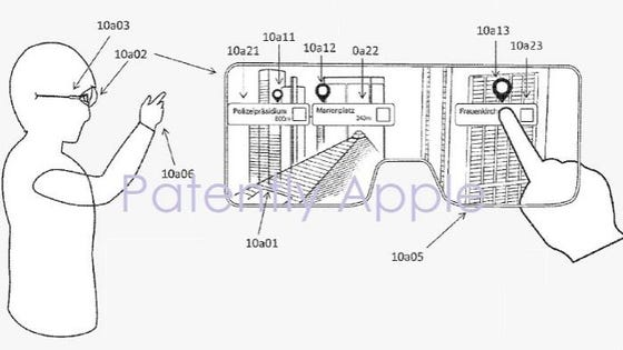 Apple AR Smart Glasses Detailed In Patent