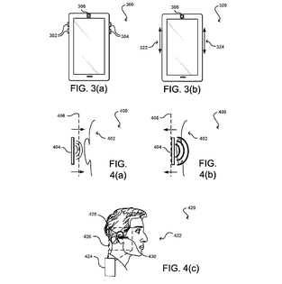 Amazon Patents A System That Unlocks Your Smartphone With