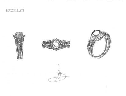 Buccellati Launches Rebranding Effort With New Bridal