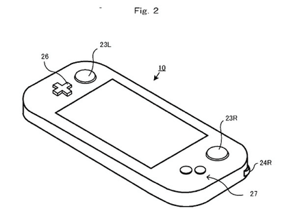 Could This Be The Nintendo NX Controller?