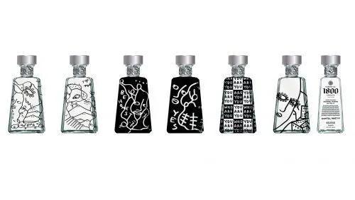 Artist Shantell Martin Creates Six Limited Edition Bottle