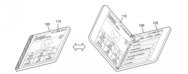 Samsung Patent Filings Reveal Exciting New Smartphone Designs