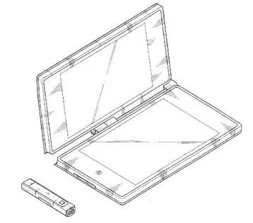 Samsung Galaxy Tab With Dual Screen Soon?