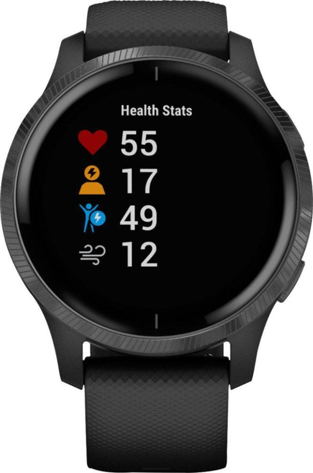 Garmin Venu Smartwatch with OLED Display