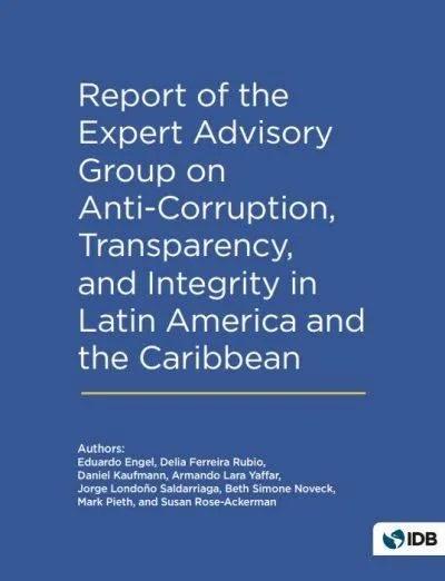 IADB Anti-Corruption Report