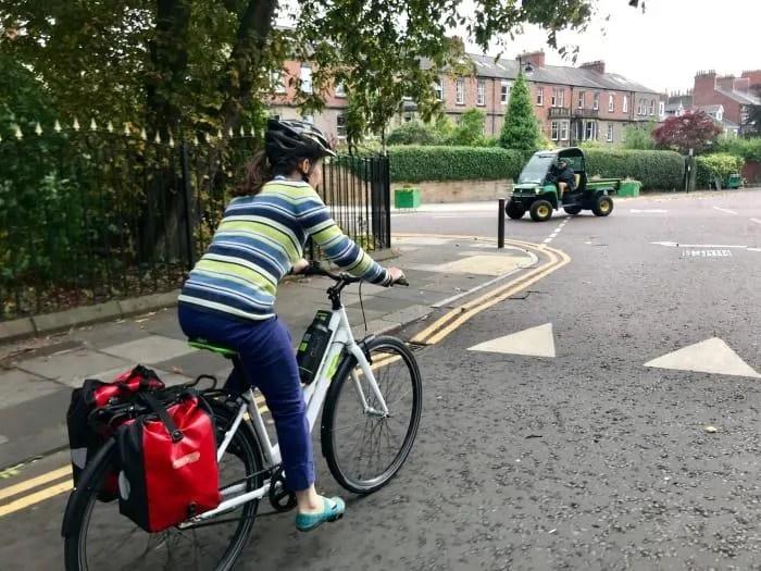 eu electric bike riders