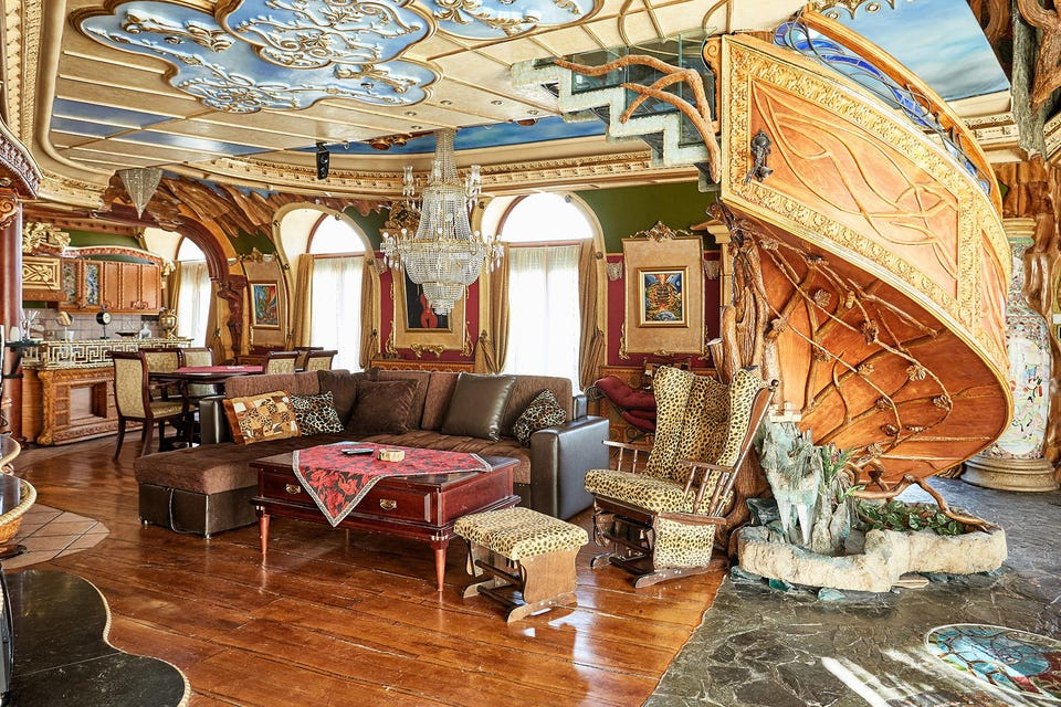 12 Ultra Luxurious And Peculiar Places In Europe To Book On