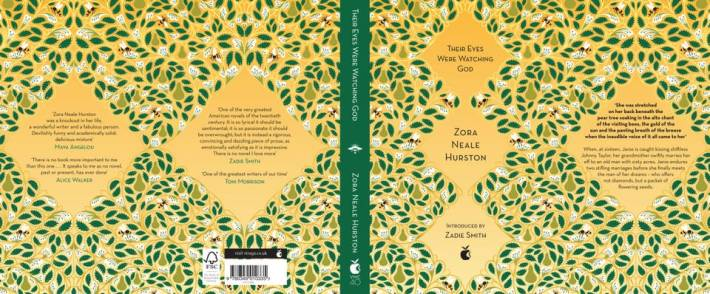 Book Cover Design: Yehrin Tong - Their Eyes Were Watching God (Virago)