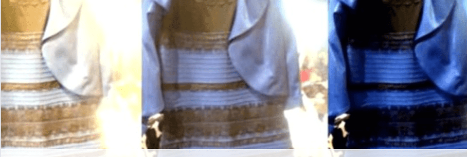 thedress what you see