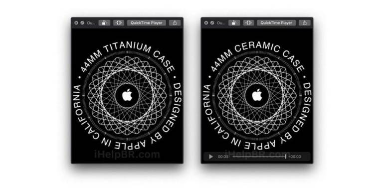 An Apple Watch in titanium or ceramic finish? Oh, yes please.