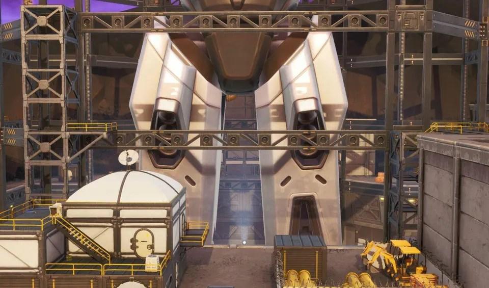 fortnite bot factory location