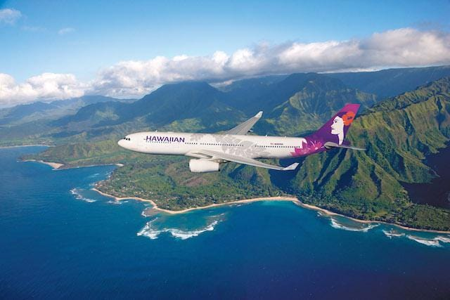 hawaiian airlines announces new