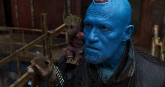 Image result for yondu and groot