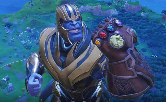 Make Really Cool Infinity Gauntlet Bcma