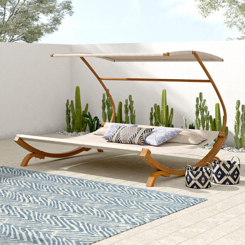 Teak Chaise Lounge Chairs The Best Deals To Shop At Wayfair S Outdoor Furniture Sale