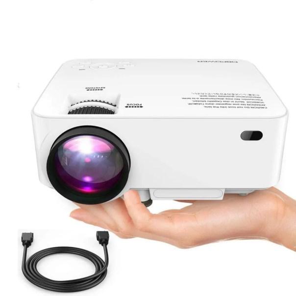 DBPower Mini Projector