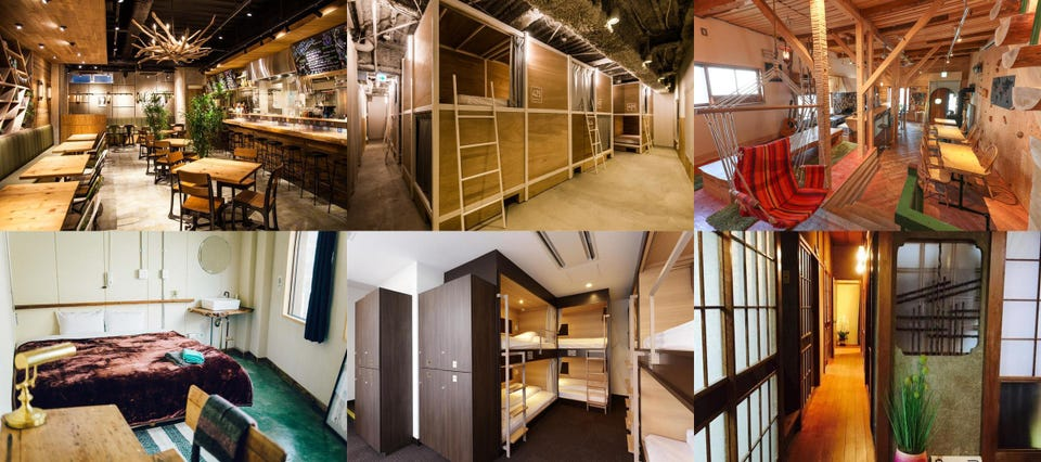 10 Best Hostels In Japan