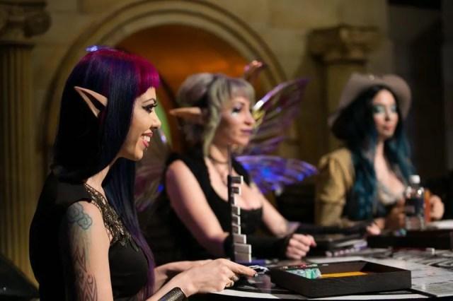 Satine Phoenix Wizards of the Coast D&D