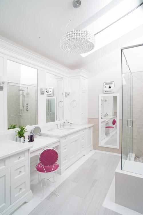Bathroom Vanities With Sitting Area Your Guide To Planning The Master Bathroom Of Your Dreams