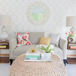How To Layout Your Small Living Room Modern Mirrors Uk Design And Lay Out A Use Wallpaper Especially If It S Short On Windows Can Feel Bit Boxed In Create Focal Point Boost Light Add