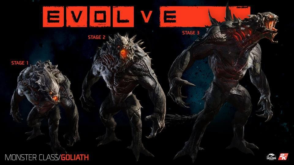 the paradox of evolve