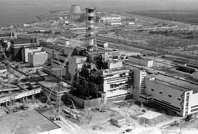 Chernobyl Truth Drowns In Dramatized Movie