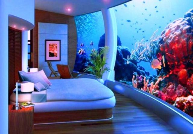 Vivos E1 Inspiration Living Quarters Bedroom
