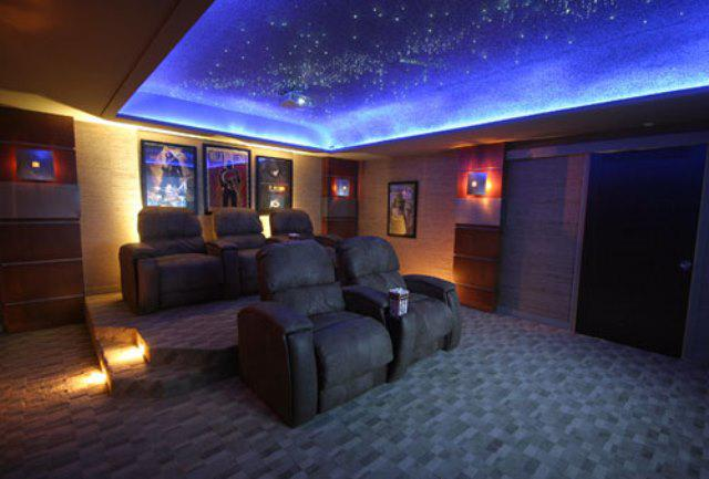 Vivos E1 Inspiration Living Quarters Theater