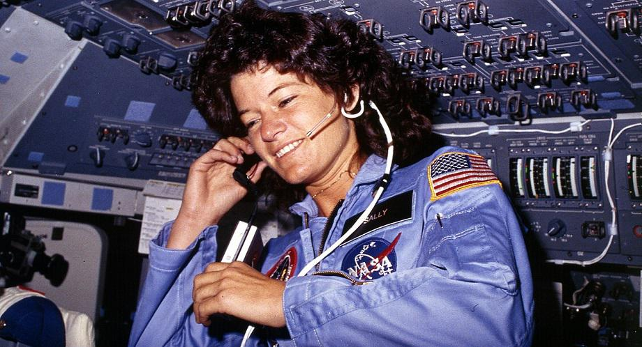 Image result for Sally Ride nasa