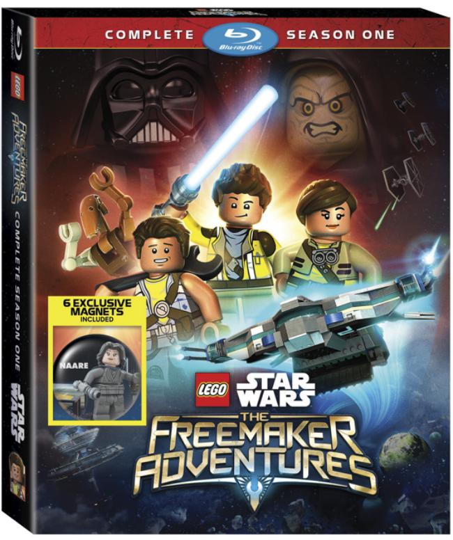 Blu Ray Review The Freemaker Adventures Is The Star Wars
