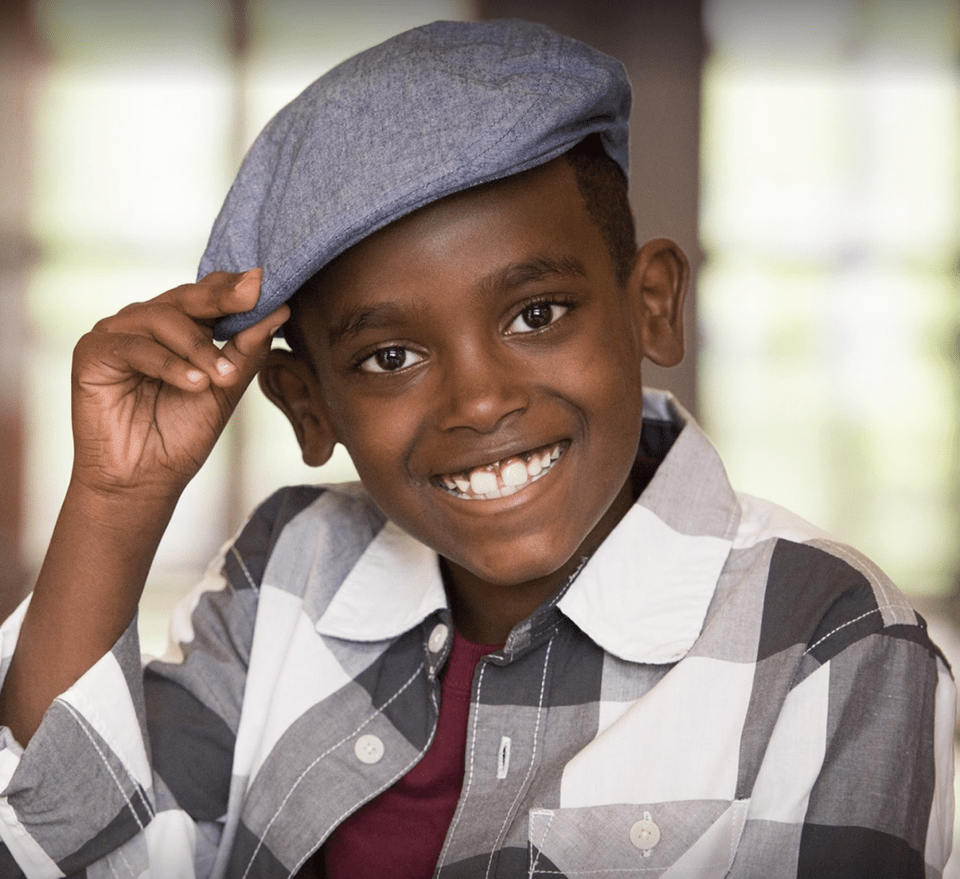 11 year old boy