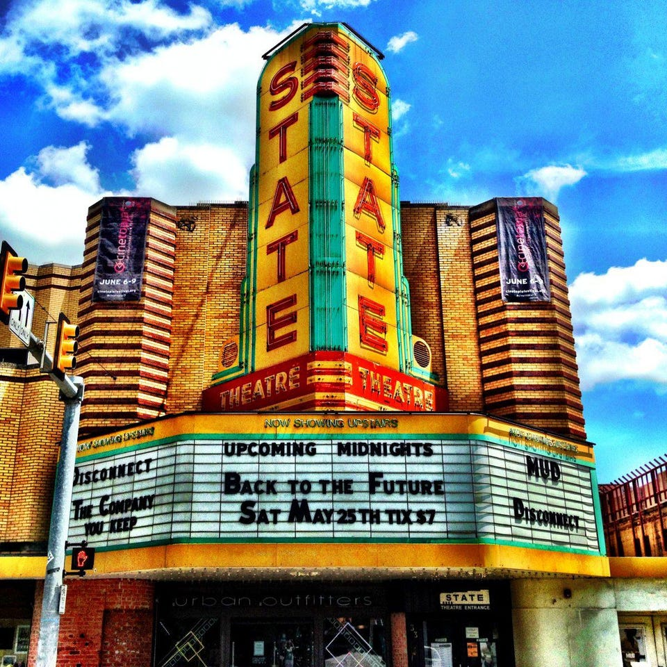 the state theatre ann