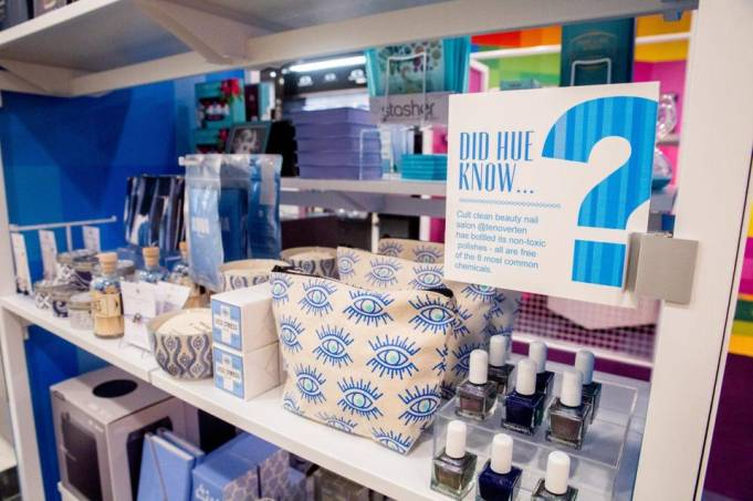 Story at Macy's features more than 400 products.