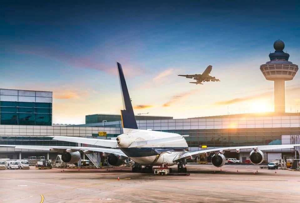 how airports are leading