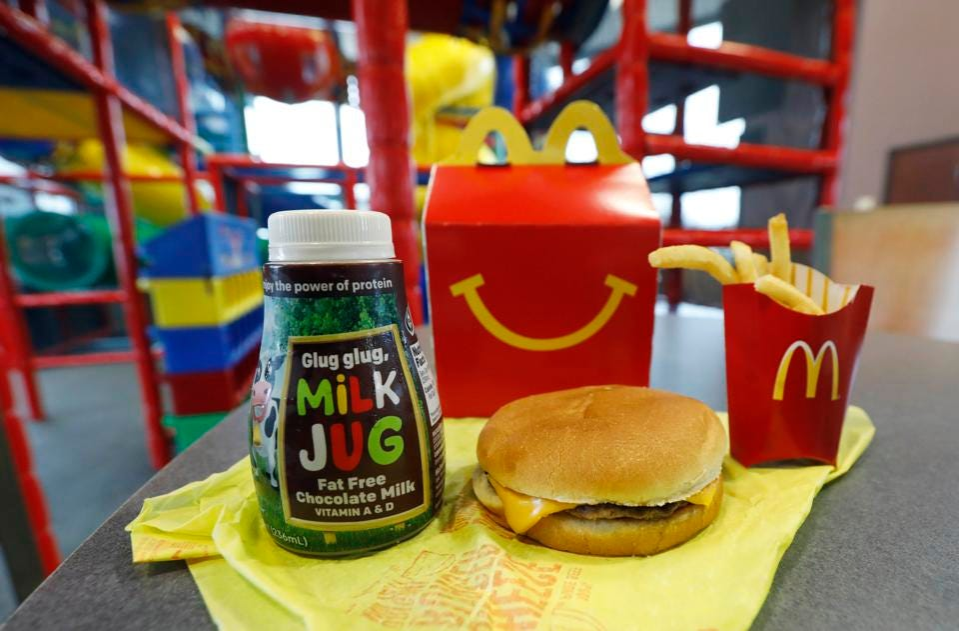 mcdonald s makes more