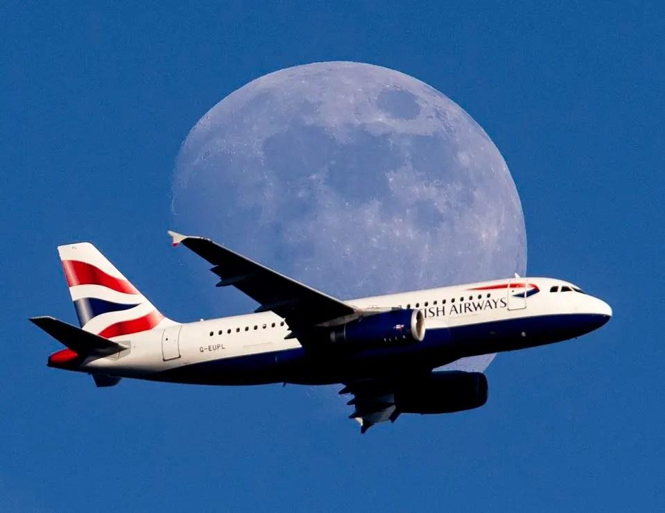 british airways hit with
