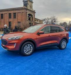 gallery 2020 ford escape reveal [ 960 x 960 Pixel ]