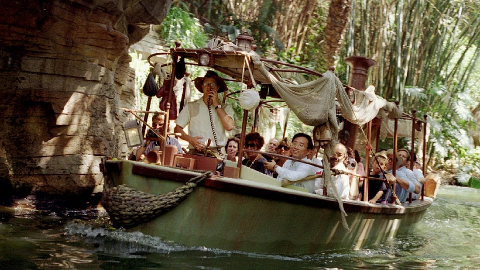 Disney To Overhaul Jungle Cruise Ride After Criticisms Of Racism