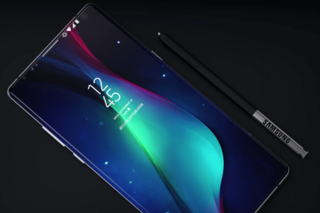 https%3A%2F%2Fblogs images.forbes.com%2Fgordonkelly%2Ffiles%2F2018%2F03%2FScreenshot 2018 03 19 at 01.43.03 Samsung officially confirms Galaxy Note 9, the company filed the trademark for upcoming Note 9