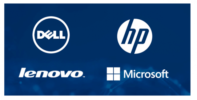 Image result for Intel is partnering with Dell, HP and Lenovo to bring 5G tech to laptops and PCs in 2H 2019