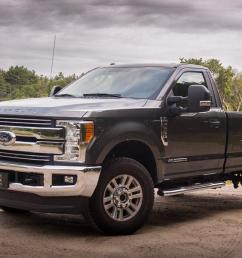 work trucks still exist and the 2017 ford super duty proves it  [ 1200 x 798 Pixel ]