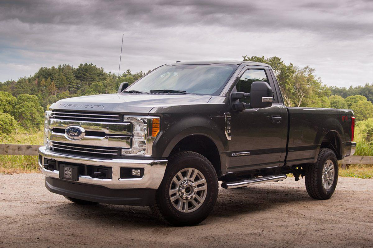 hight resolution of work trucks still exist and the 2017 ford super duty proves it