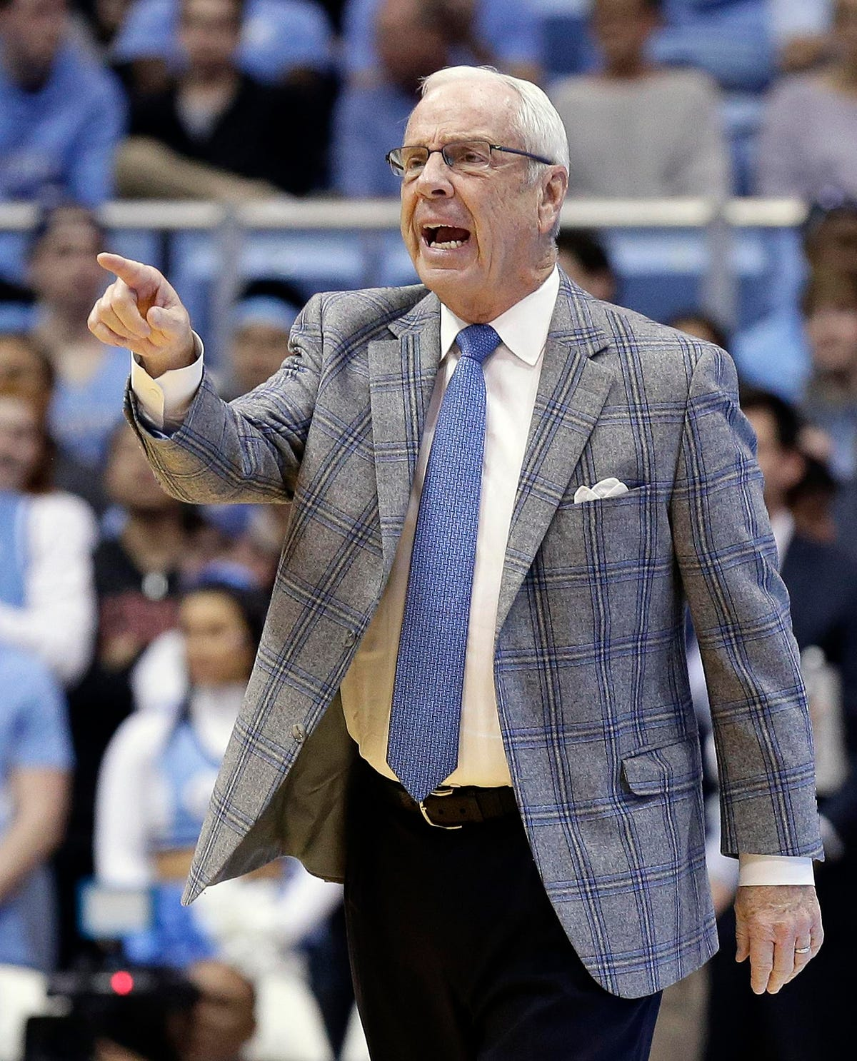 Who Is The Richest Coach In The World : richest, coach, world, North, Carolina's, Williams, Extension,, Still, Among, Highest-Paid, Coaches