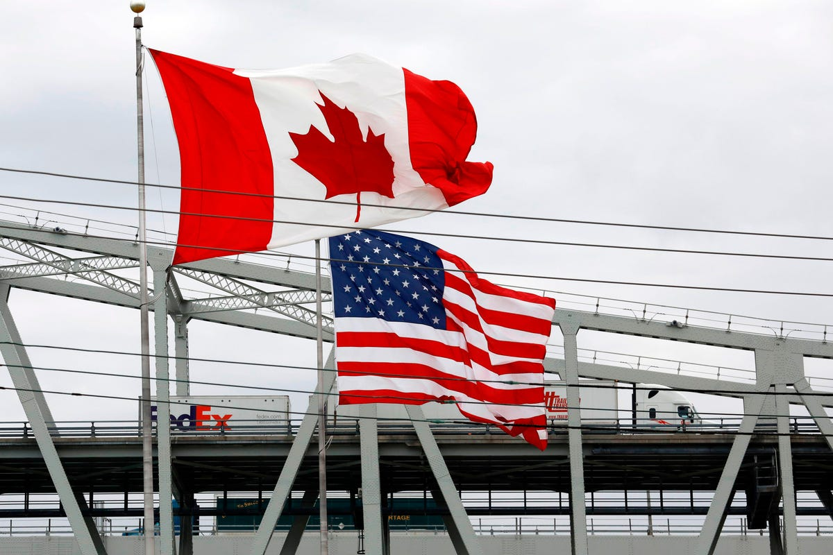 Update: Canada Restricts Travel To The U.S In New Coronavirus ...