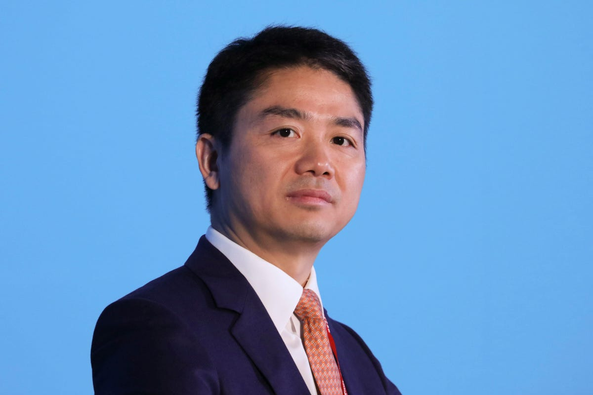 New Details Emerge In Chinese Billionaire And JD.com Founder Richard Liu's Alleged Rape Case