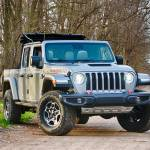 2020 Jeep Gladiator Mojave Just A Couple Of Cylinders Short Of Perfection