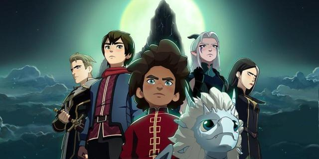 The Dragon Prince' Has Been Renewed By Netflix For Season 4 And Beyond