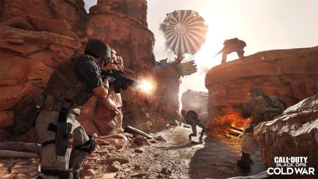 Call Of Duty: Black Ops Cold War' Feels Like A Mistake
