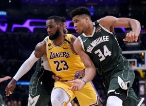 Bettors Predicting Lakers, Bucks to lead the way