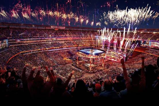 How WWE Partners Activate at WrestleMania 37